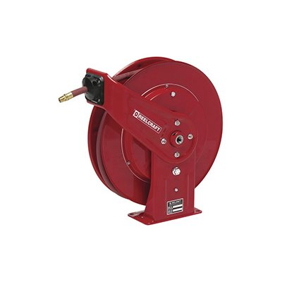 "HEAVY DUTY LOW PRESSURE HOSE REEL - 3 / 8"" X 50'"