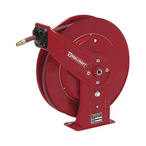 "HEAVY DUTY LOW PRESSURE HOSE REEL - 1 / 2"" X 50'"