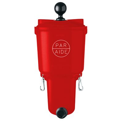 Deluxe Single Ball Washer, Red