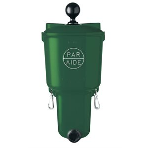 Deluxe Single Ball Washer, Hunter Green